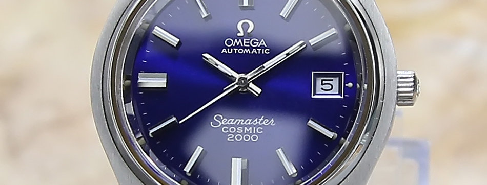 Omega Seamaster Cosmic Watch for Men