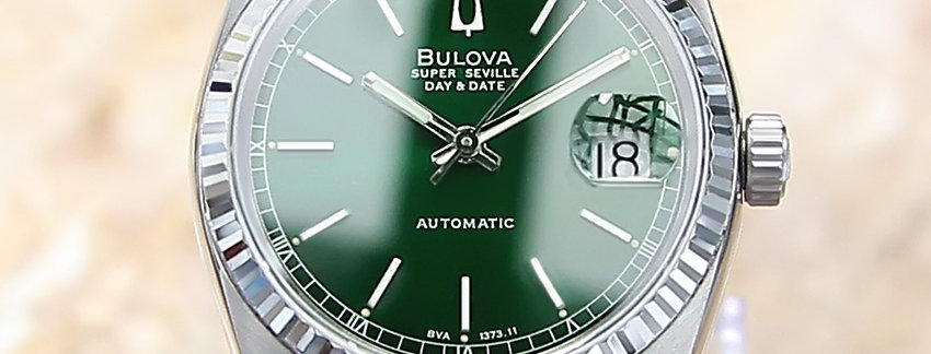1980's Bulova Super Seville Watch