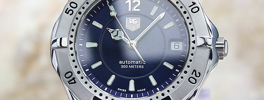 Tag Heuer Professional 200M Automatic Watch