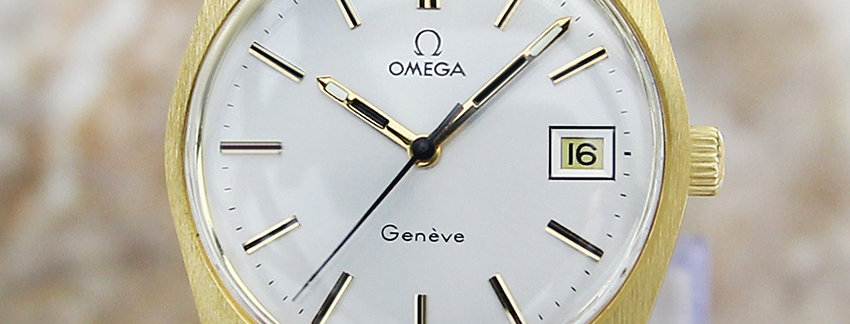 Omega Geneve Automatic Watch