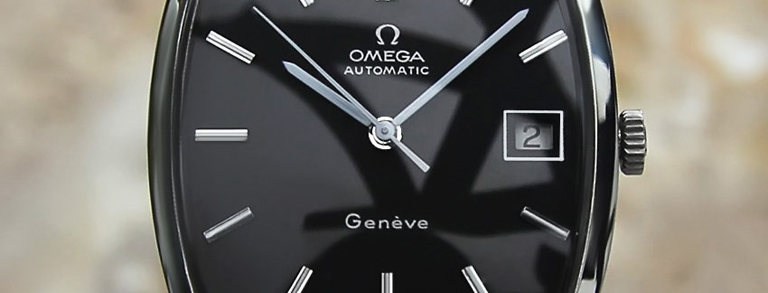 Omega Geneve 162 0052 Men's Watch