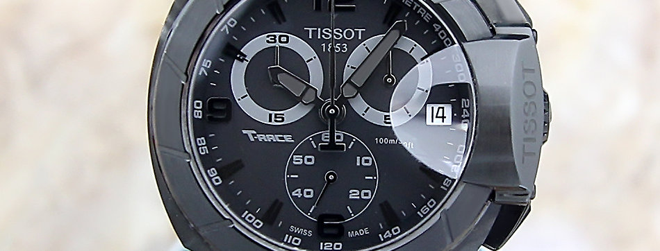 2010 Tissot T-Race Limited Edition Watch