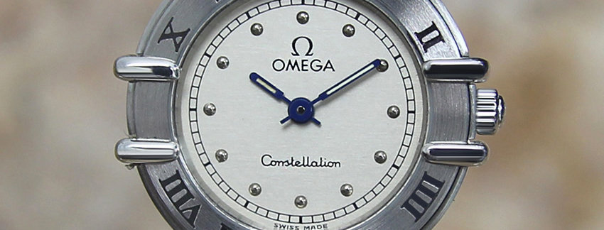 Omega Constellation Swiss Watches on Sale