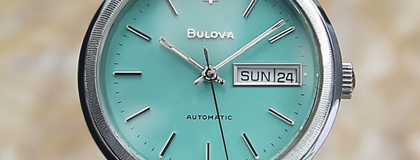 1970s Bulova N9 Swiss Made  Men's  Watch