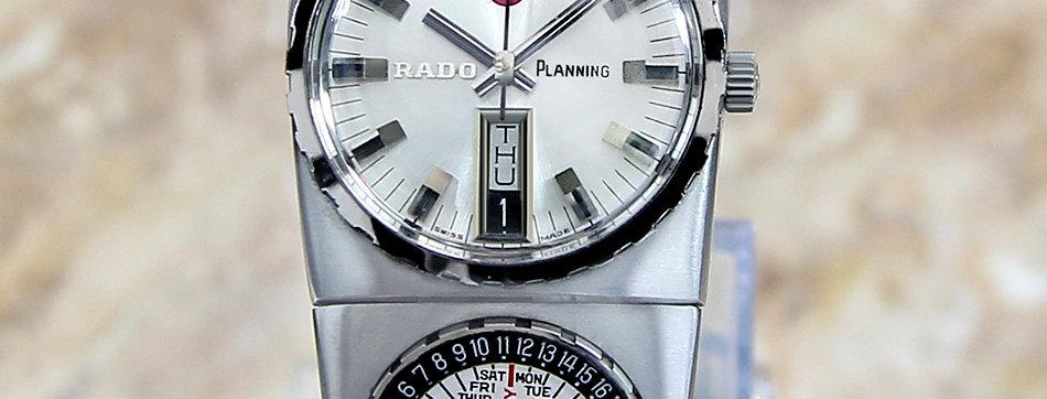 Rado Planning Watch for Men