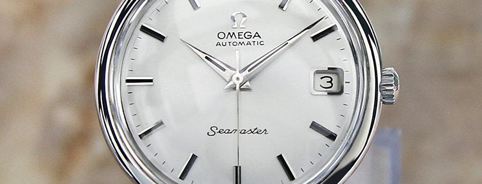 1960's Omega Seamaster Watch