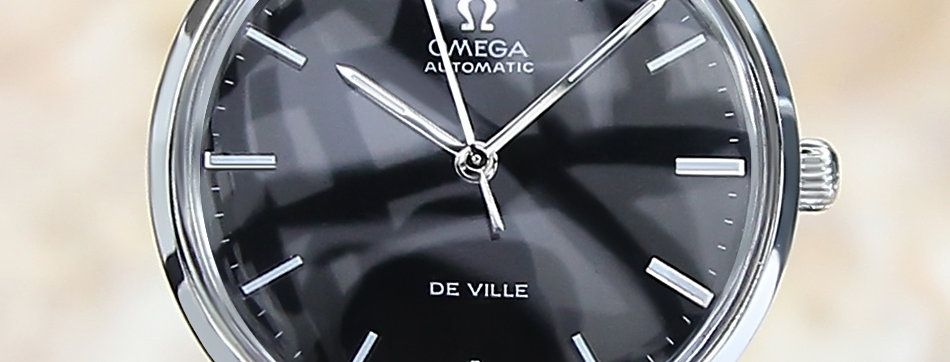 Omega DeVille SwissAutomatic Watch