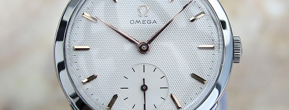 Omega Cal Watch for Men
