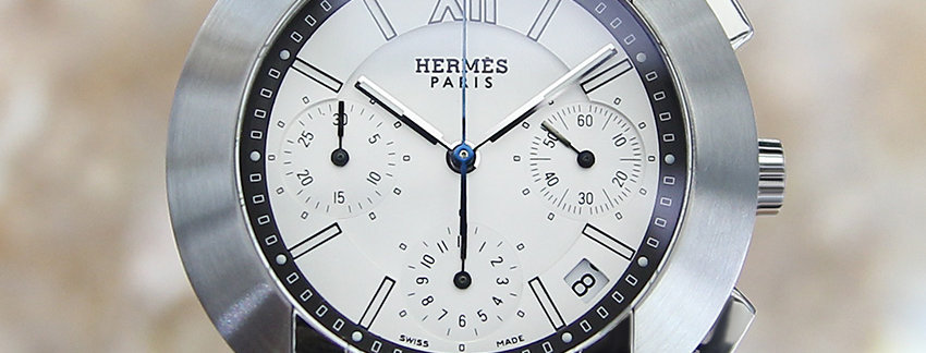 Hermes Nomad NO1.910 Men's Watch