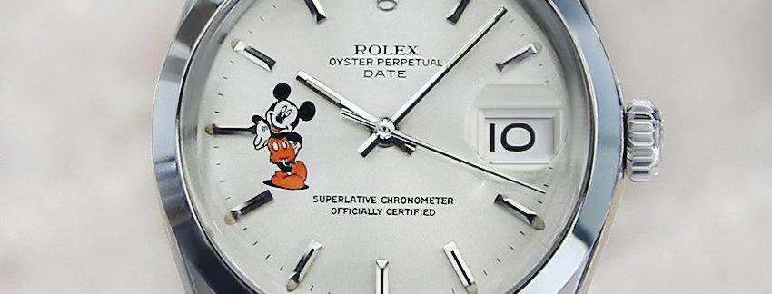 Rolex 1501 Swiss Made Watch for Men | WatchArtExchange