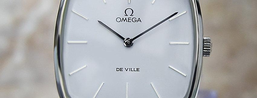 1980's Omega DeVille Watch