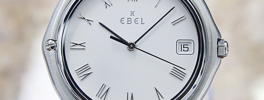 2010 Ebel Wave Watch