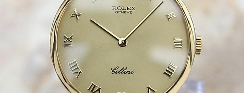 Rolex Cellini 5112 Swiss made Watch for Men | WatchArtExchange