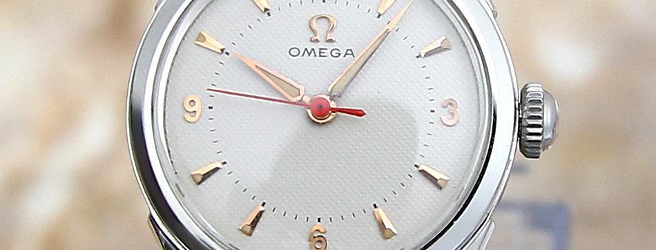 1950's Omega cal 231 Rare Ladies Swiss Watch