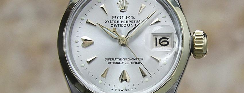 Rolex 6517 Lady Datejust Watch for Ladies