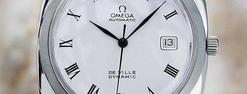 Omega Deville Dynamic Watch for Men