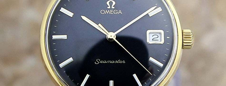 Omega Seamaster Watches on Sale