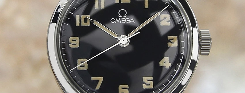 1944 Omega Military Cal30t2sc Watch