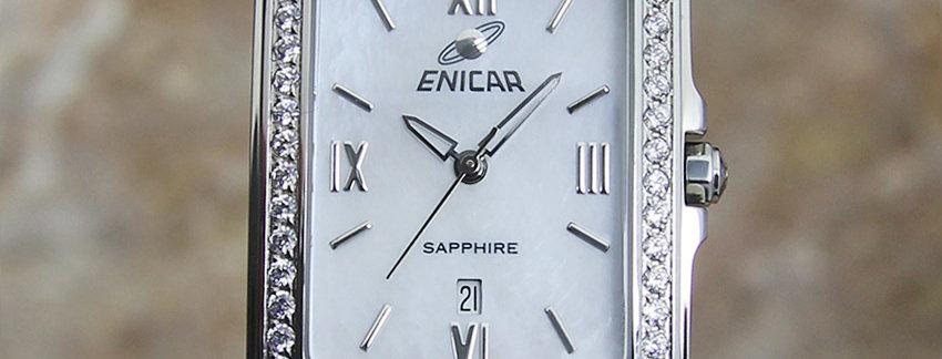 Enicar Exquisite Swiss Made 1990 Men's Watch