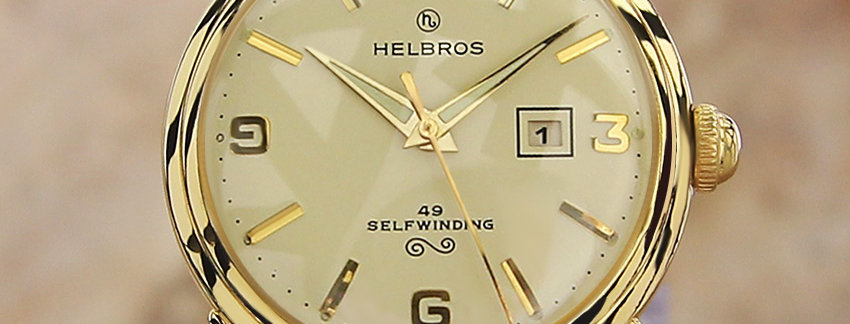 Helbros Automatic Watch
