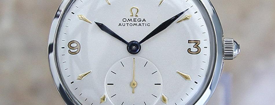 Authentic Omega Rare Bumper Cal 342 Swiss Watch