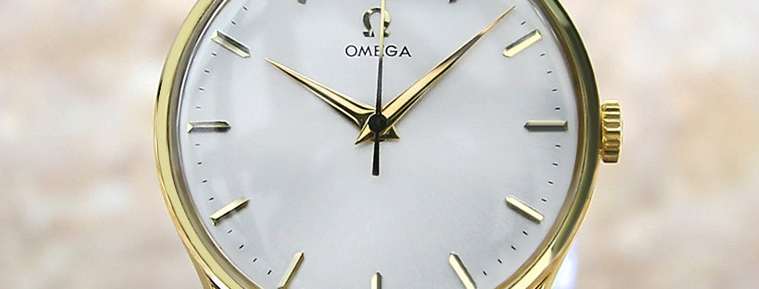1950's Omega Cal 283 Filled Swiss Watch