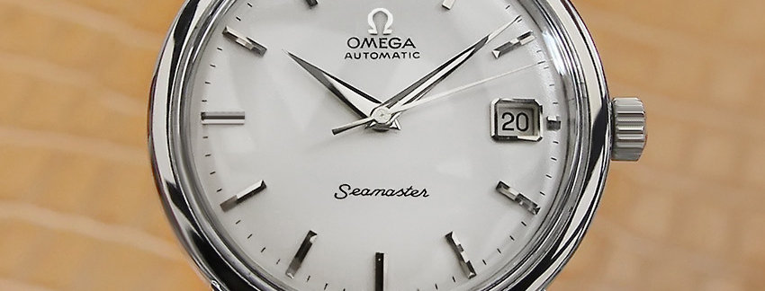 1960's Omega Seamaster 166011 Watch