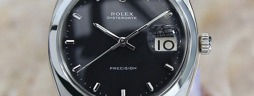 Rolex 6694 Swiss Made Watch for Men | WatchArtExchange