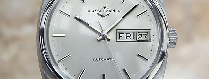 Ulysse Nardin N1139 Luxury Watch   WatchArtExchange