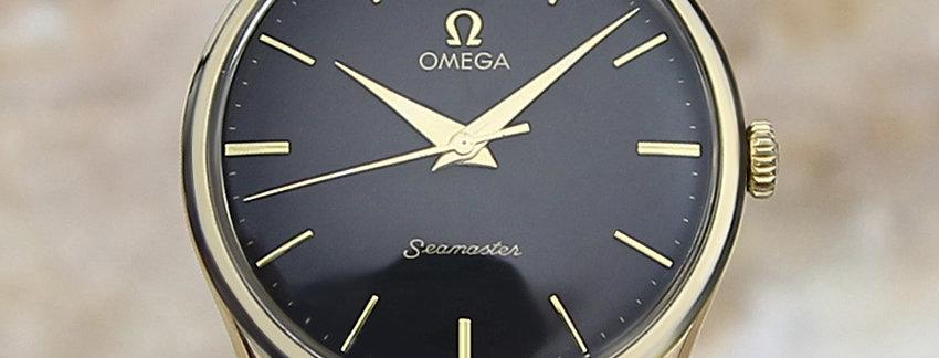 Omega Seamaster 14926-63 SC Men's Watch