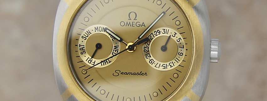 1988 Omega Seamaster Polaris Watch