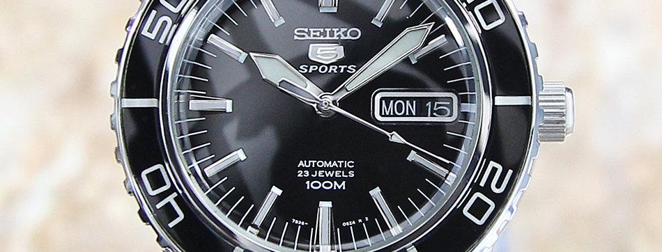 Seiko 5 Watch for Men