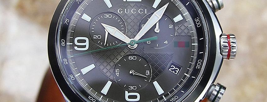 Circa 2010 Swiss Made Gucci 126.2  Men's Watch