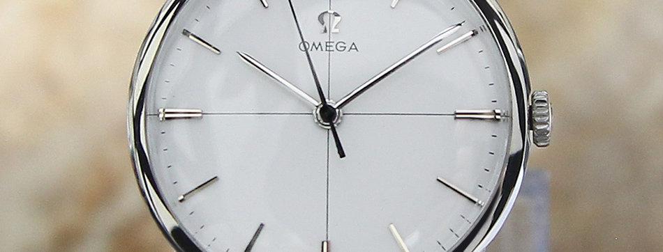 Omega Seamaster Cal Manual Watch