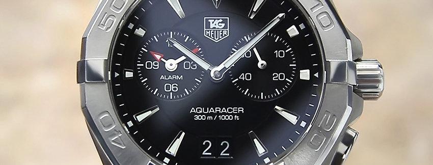 2015 Tag Heuer Aquaracer WAY111ZWatch
