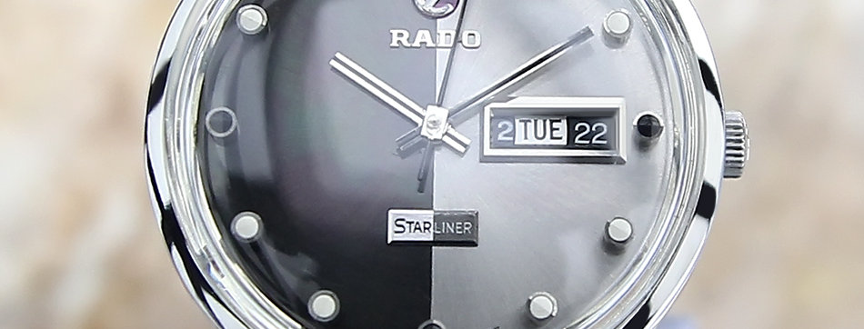Rado Starliner Daymaster Automatic Watch