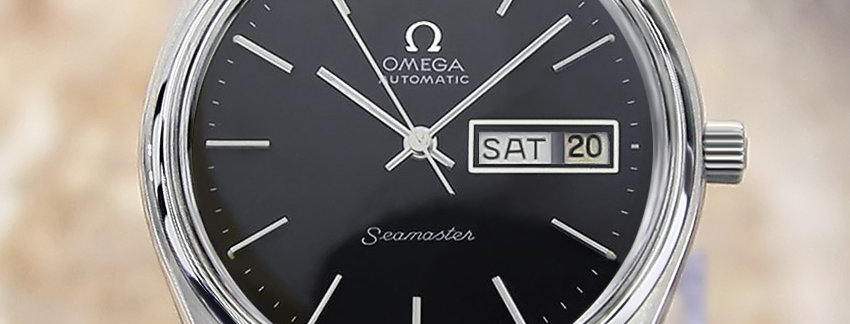 1970's Omega Seamaster Watch