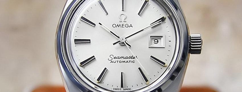 Omega Seamaster 566 0089 Ladies Watch