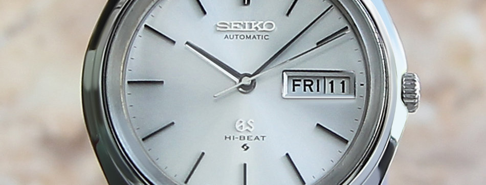 Seiko Grand Seiko Hi Beat Automatic Watch