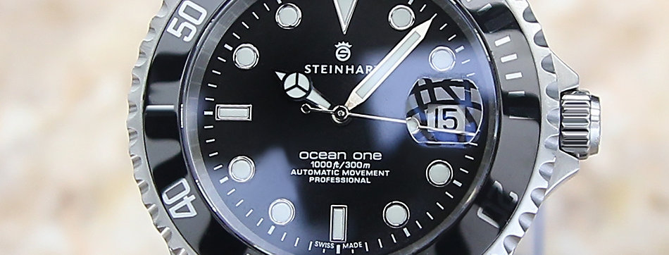 Buy Steinhart Ocean One Watch