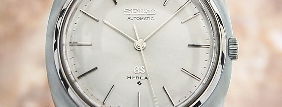 Seiko Grand Seiko Hi Beat Watches on Sale