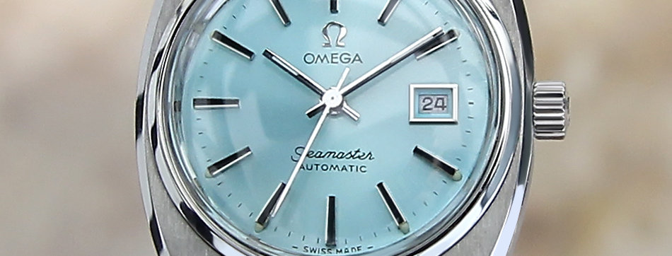 1970's Omega Seamaster Watch