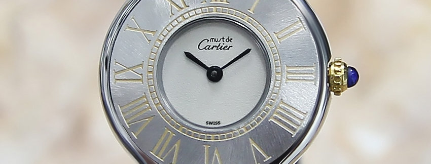 Must de  Cartier 21 Ladies Watch