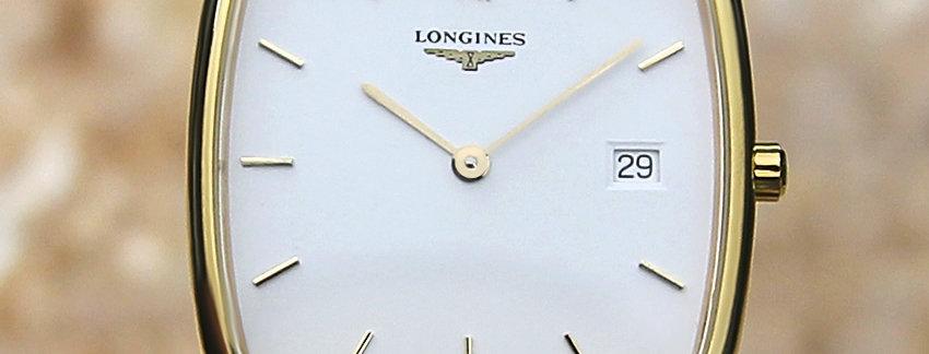 2000 Longines Flagship Watch