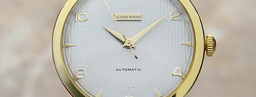Ulysse Nardin 34mm Men's Watch