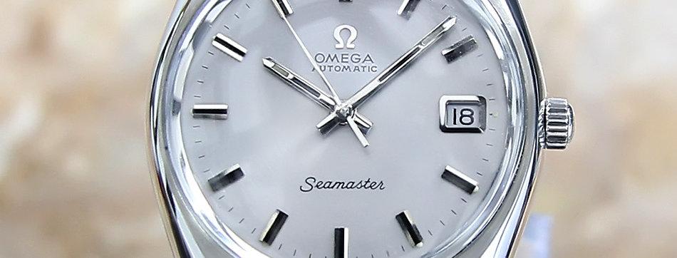 1966 Omega Seamaster Cal Watch