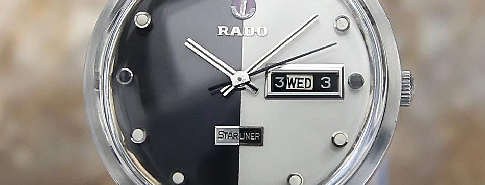 Rado Starliner Daymaster Automatic Watch