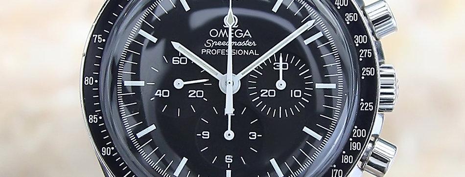 Rare Omega Moon Speedmaster Classic Watch