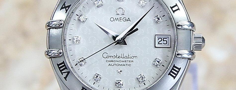 2005 Omega Constellation Watch