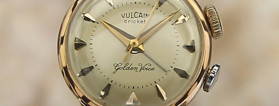 Vulcain Cricket Watch on Sale